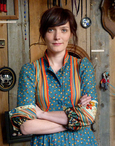 SARAH BLASKO - Interview - Paris, lundi 15 mars 2010