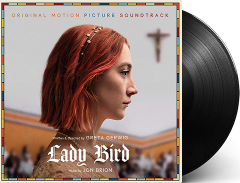 """LADY BIRD"" : B.O. chic pour film choc, par Jon Brion"
