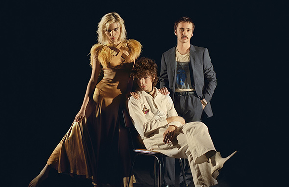 SUNFLOWER BEAN – Twentytwo In Blue (2018)