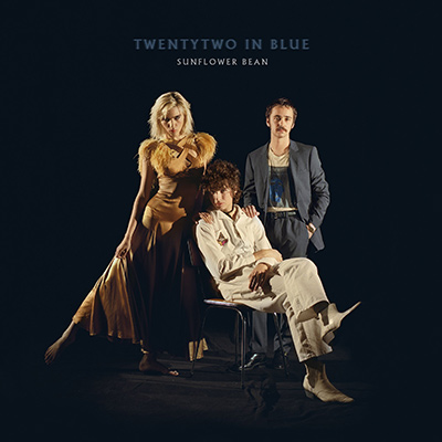 SUNFLOWER BEAN - Twentytwo In Blue (2018)