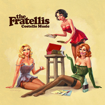 THE FRATELLIS - Costello Music (2007)