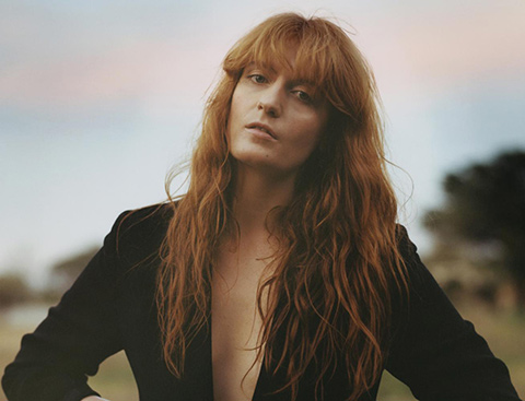 FLORENCE+ THE MACHINE – « Sky Full Of Song »