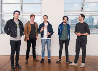 Rolling Blackouts Coastal Fever by Warwick Baker