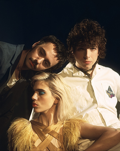 SUNFLOWER BEAN - Interview - Paris, lundi 9 avril 2018