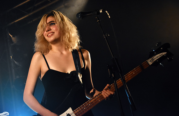 SUNFLOWER BEAN – Le Point Ephémère – Paris, lundi 9 avril 2018