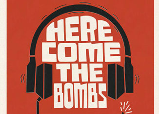 GAZ COOMBES PRESENTS... - Here Come The Bombs (2012)