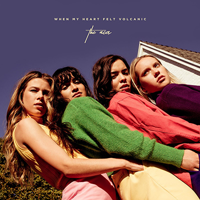 THE ACES - When My Heart Felt Volcanic (2018)