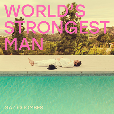 GAZ COOMBES - World's Strongest Man (2018)