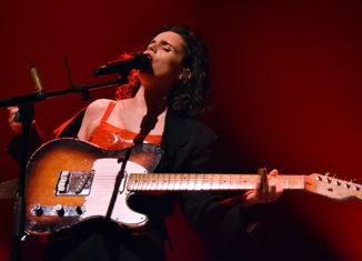 ANNA CALVI - La Gaîté Lyrique - Paris, vendredi 15 juin 2018