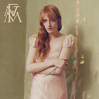 FLORENCE + THE MACHINE - High As Hope (2018)
