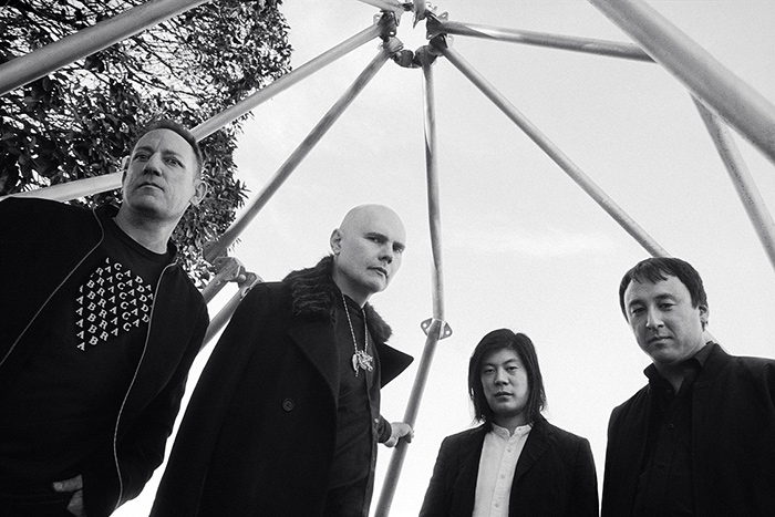 "THE SMASHING PUMPKINS - ""Solara"""