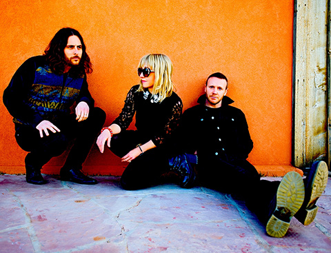 THE JOY FORMIDABLE : 4ème album le 28 septembre !