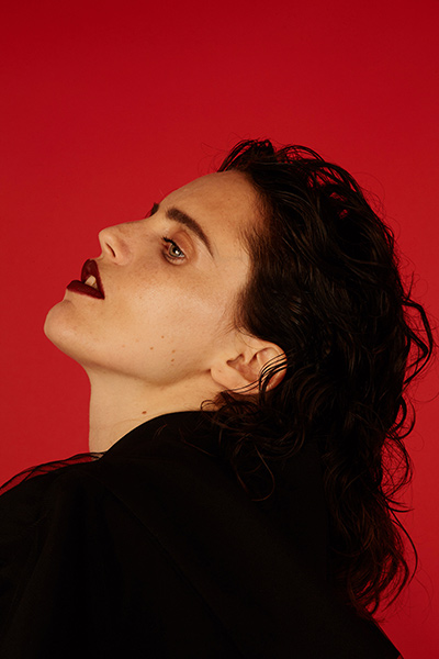 ANNA CALVI - Interview - Paris, mercredi 23 mai 2018