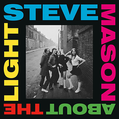 STEVE MASON - About The Light (2019)