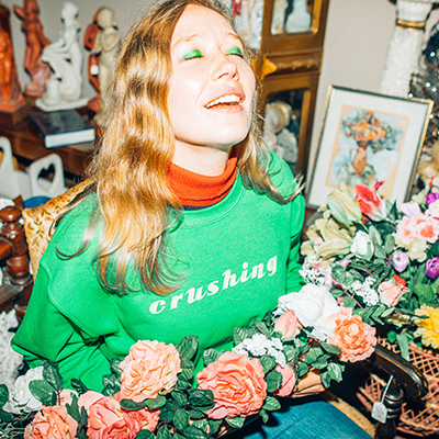 JULIA JACKLIN - Crushing (2019)