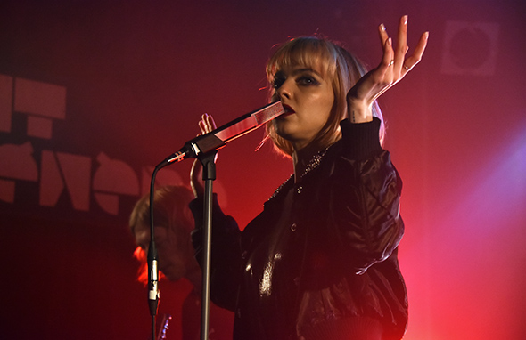 ANTEROS - Le Point Ephémère - Paris, vendredi 8 mars 2019