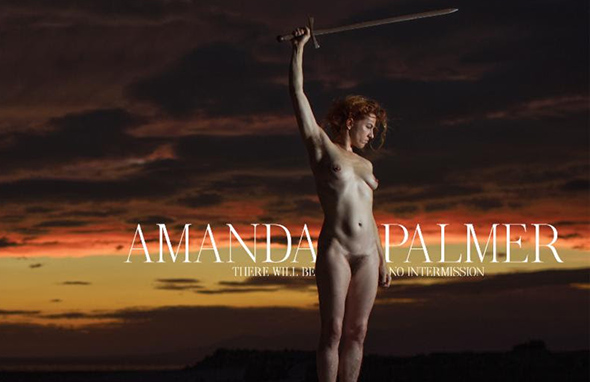AMANDA PALMER – There Will Be No Intermission (2019)