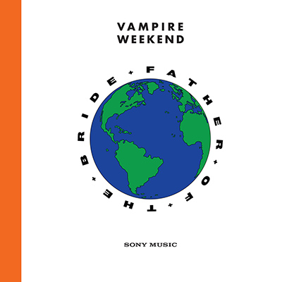 VAMPIRE WEEKEND - Father of the Bride (2019)