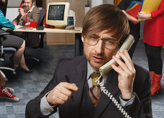 THE DIVINE COMEDY - Office Politics (2019)
