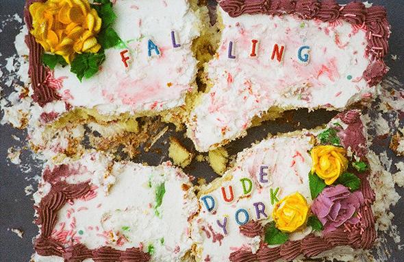 DUDE YORK - Falling (2019)