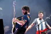 FOALS - Festival Rock en Seine - Domaine National de Saint Cloud - Dimanche 25 août 2019