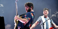 FOALS - Festival Rock en Seine - Domaine National de Saint Cloud - 25 août 2019