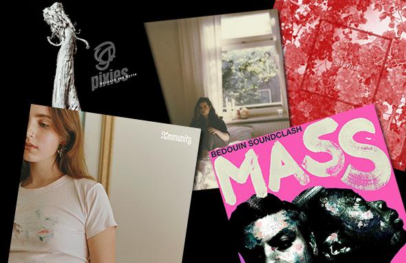 Chroniques express #6 : Bedouin Soundclash, Pixies, Ilgen-Nur, Girl In Red, Clairo...