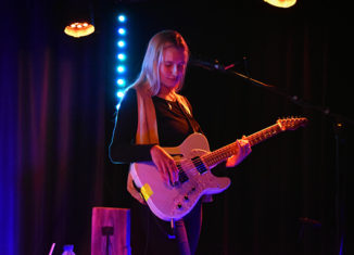 BILLIE MARTEN - Pop Up du Label - Paris, lundi 4 novembre 2019