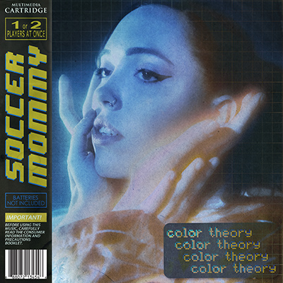 SOCCER MOMMY - Color Theory (2020)