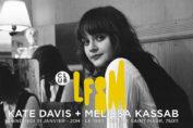 Les Femmes s'en Mêlent font leur rentrée 2020 avec Kate Davis et Melissa Kassab !