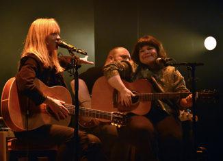 Lucy Rose & Samantha Crain
