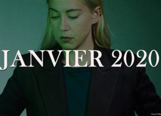 La playlist de janvier 2020