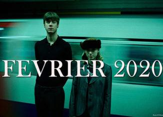 La playlist de février 2020