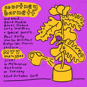 COURTNEY BARNETT - MTV Unplugged (Australie - Marathon Artists - 6 décembre 2019 / sortie physique 21 février 2020)