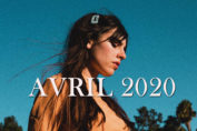 La playlist d'avril 2020