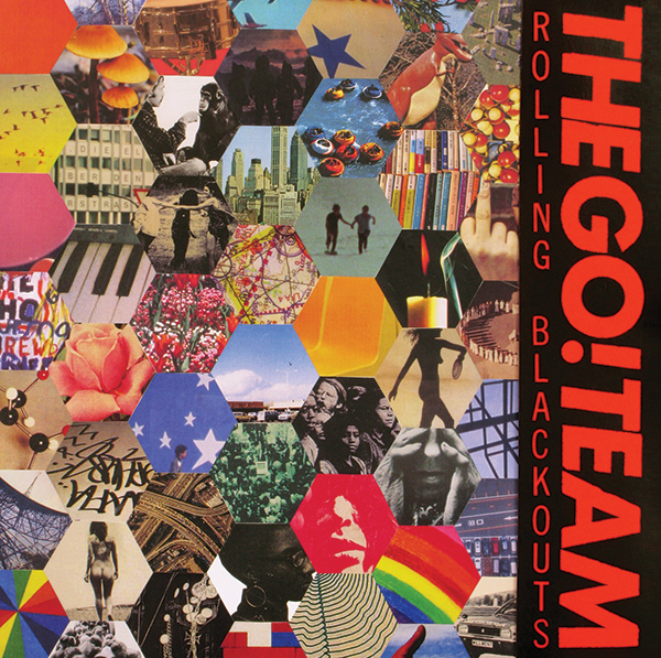 THE GO! TEAM - Rolling Blackouts (2011)