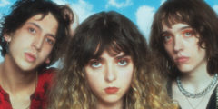 The Velveteers, un trio rock explosif
