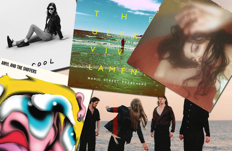 Chroniques express #21 : Ada Lea, MarthaGunn, Colleen Green, Manic Street Preachers, Amyl and the Sniffers...