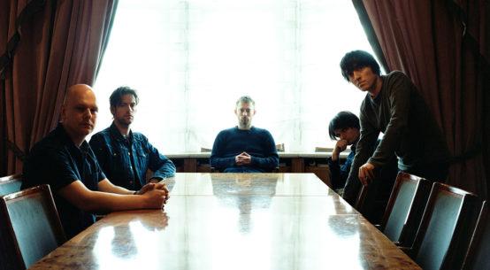 Radiohead © John Spinks
