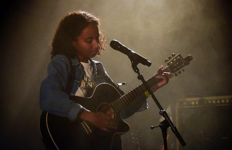 ANNA LEONE - Les Trois Baudets - MaMa Festival - Paris - mercredi 13 octobre 2021