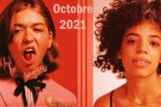 La playlist d'octobre 2021